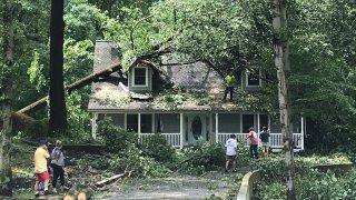 Isaiah Storm Damage