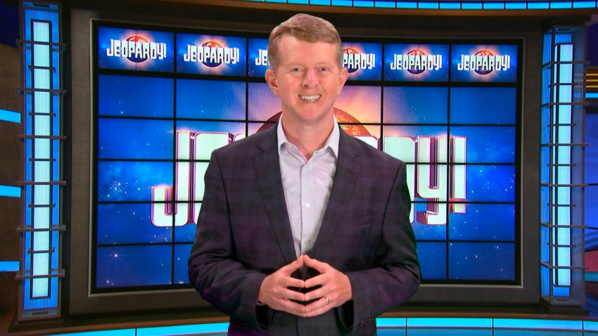This image released by JEOPARDY! shows Ken Jennings, a 74-time champion of the show.