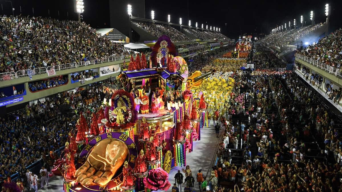 Karneval 2021 Rio