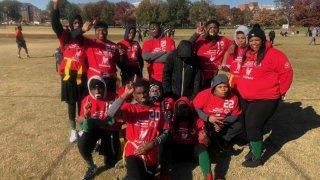 HD Woodson High School Special Olympians
