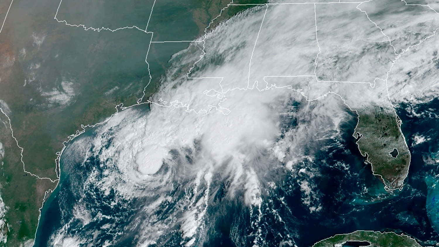 Tropical Storm Beta Makes Landfall on Texas Coast – NBC4 Washington