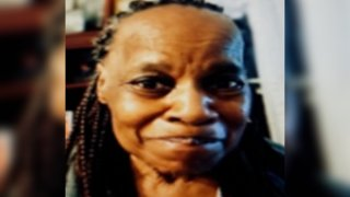 D.C. critical missing woman