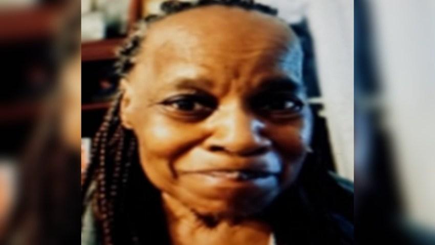 D.C. critical missing woman
