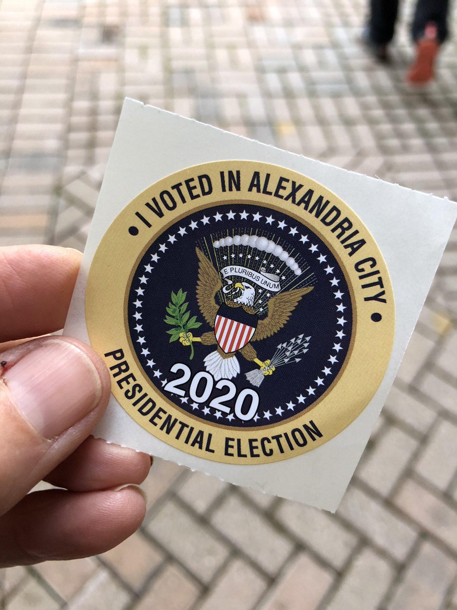 Photos: Virginians Head to the Polls for Early Voting – NBC4 Washington