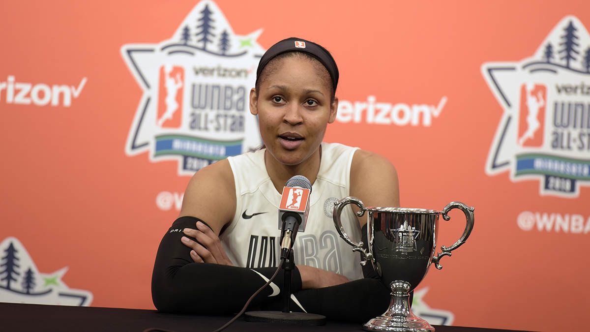 WNBA Star Maya Moore Marries Man She Helped Free From Prison