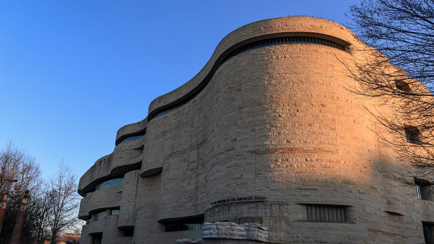 The National Museum of the American Indian