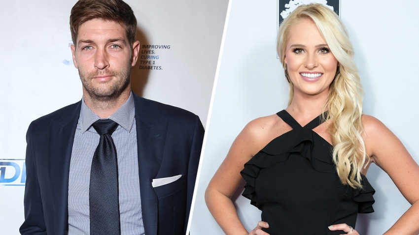 (Left) Jay Cutler, (Right) Tomi Lahren.