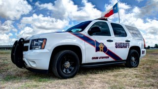 Montgomery County Sheriff's Office vehicle