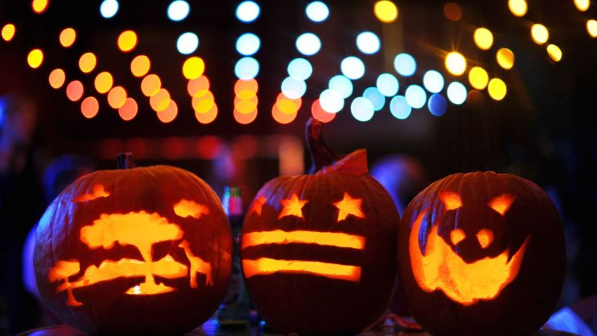 Halloween 2020 Washington Dc Halloween in DC, Maryland and Virginia: Haunted Tours, Outdoor