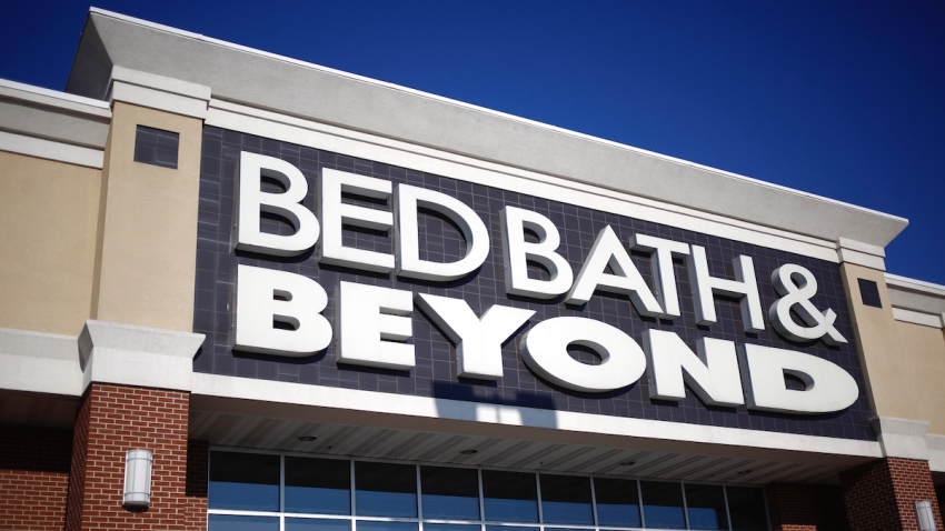 A Bed Bath & Beyond store