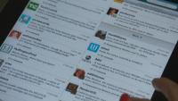 Tech CEOs Defend Social Media Moderation