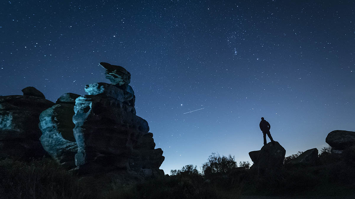 Orionid Meteor Shower 2020 How And Where To Watch Nbc4 Washington