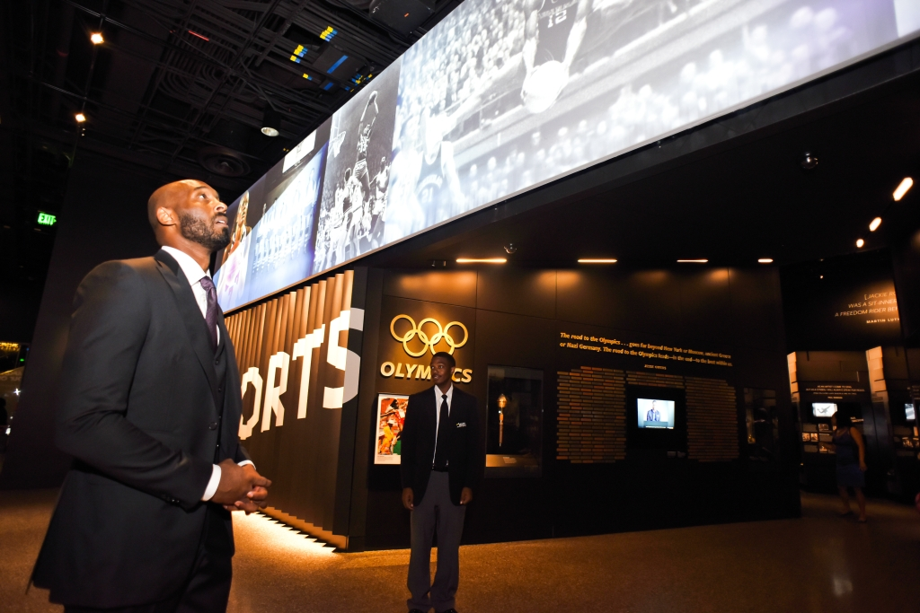 Kobe Bryant 2016 NMAAHC A Night at the Museum II