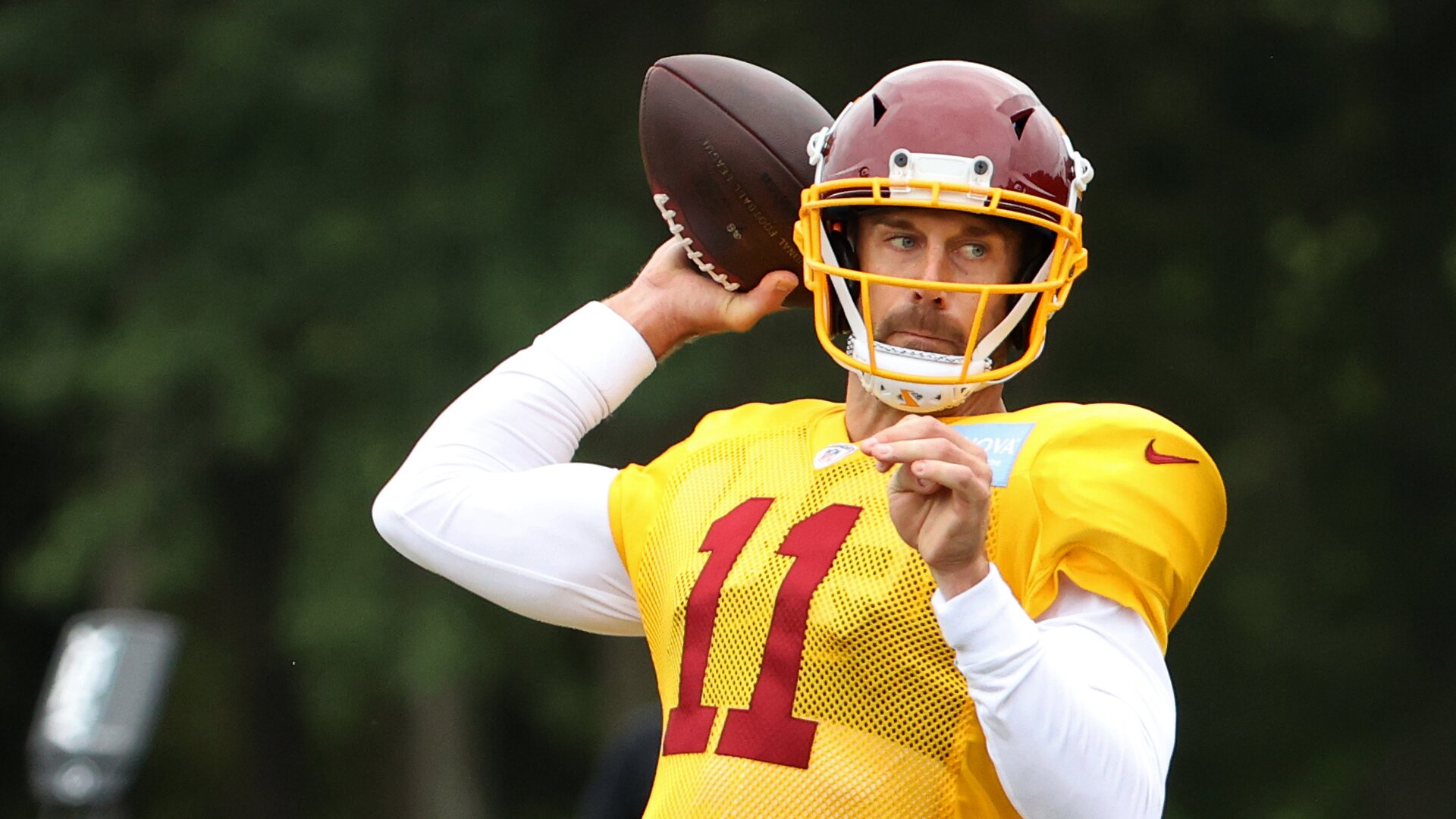 Former Chiefs QB Alex Smith gets cleared for full football