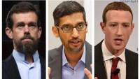 Social Media CEOs Rebuff Bias Claims, Vow to Defend Election