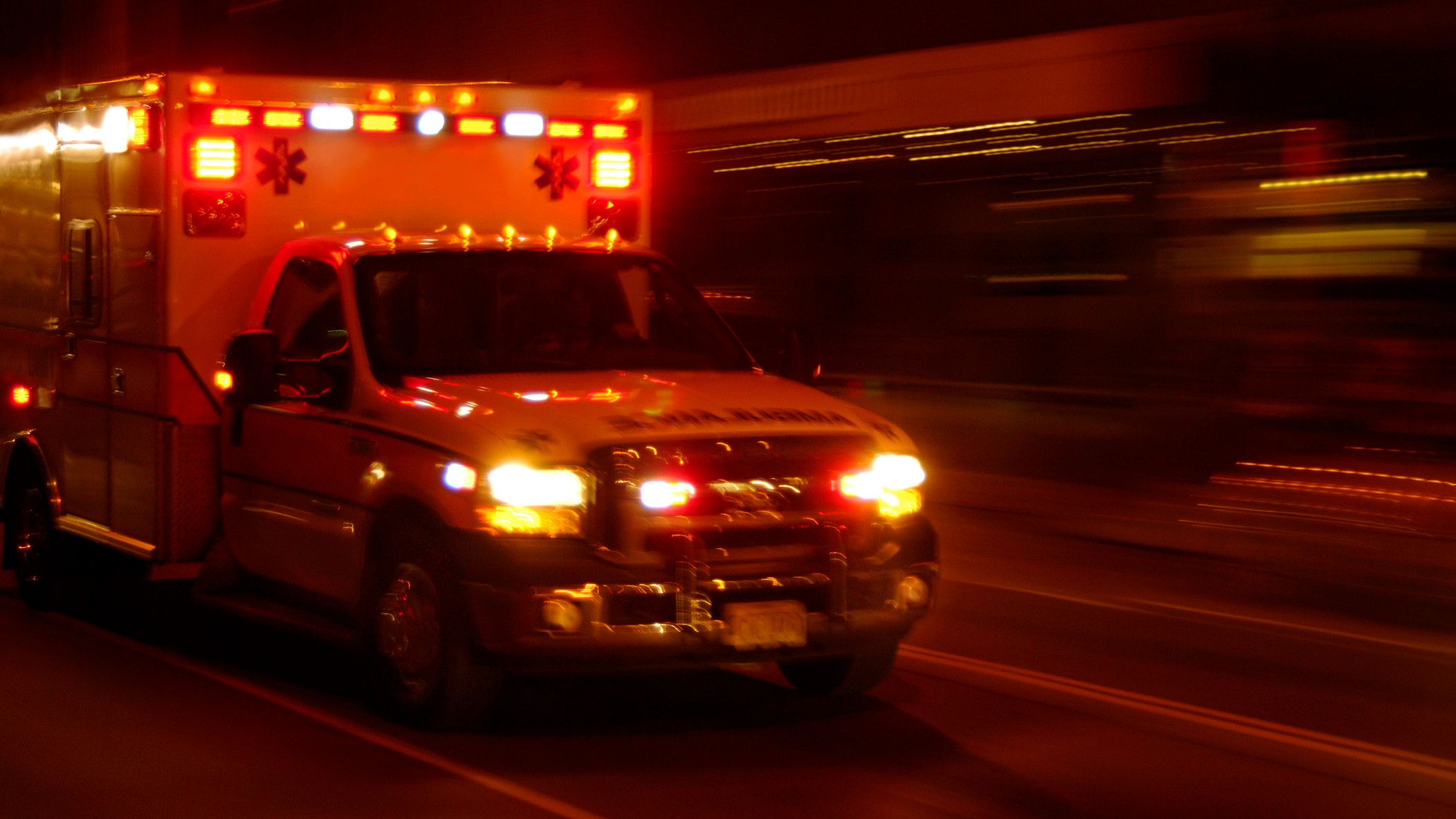 7 Hurt in Crash on Beltway Outer Loop; All Lanes Closed