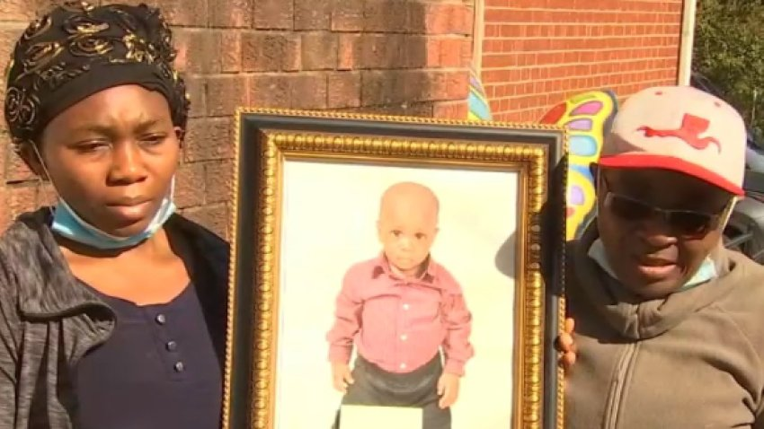 family that lost toddler window accident