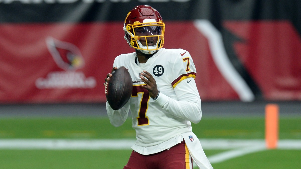Mike Florio Sees Little Reason to Rush a Dwayne Haskins ...