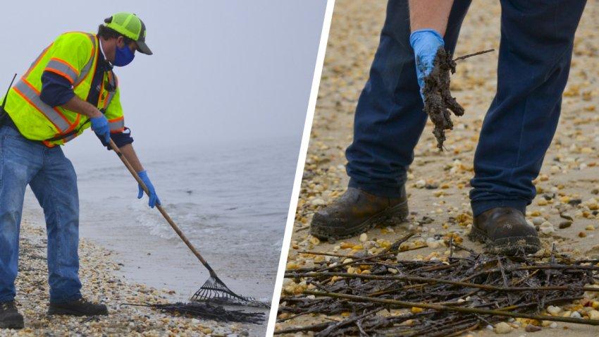 Delaware Maryland oil spill