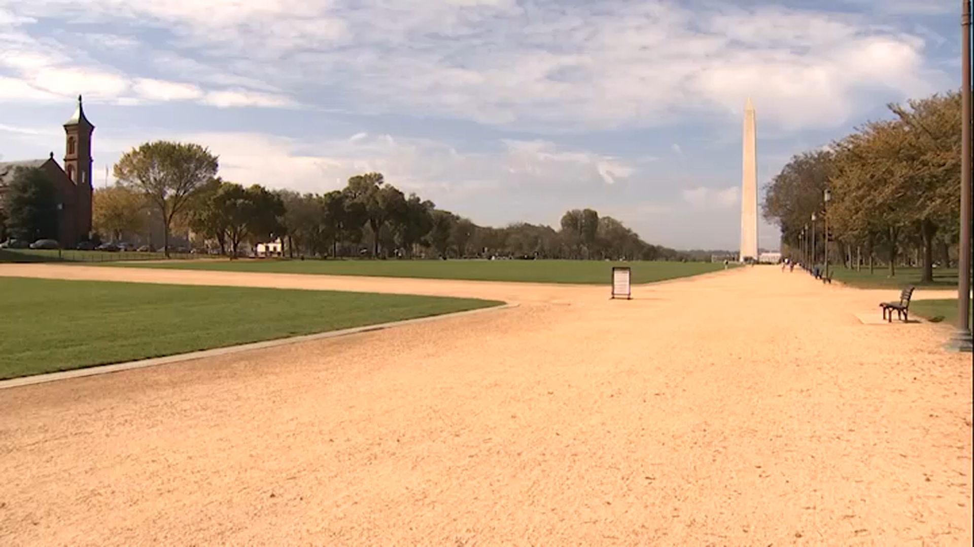 Worship Protest Planned for National Mall Prompts Super Spread Concerns