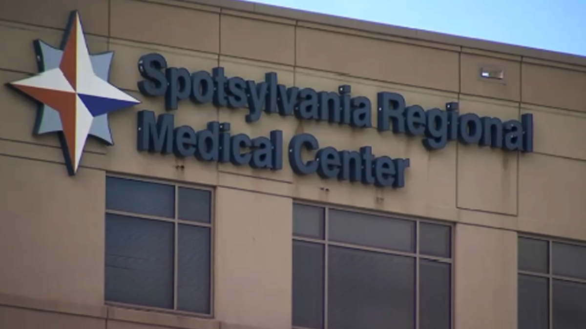 80-Year-Old Man Fatally Shoots Wife in Her Hospital Room in Spotsylvania