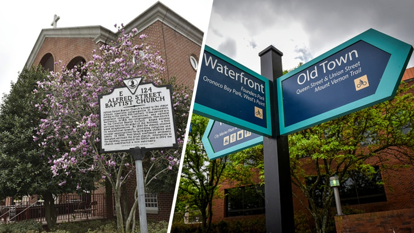 Walking Tours in Old Town Alexandria