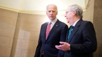 The Most Important Relationship in D.C.? Biden and McConnell Have a History