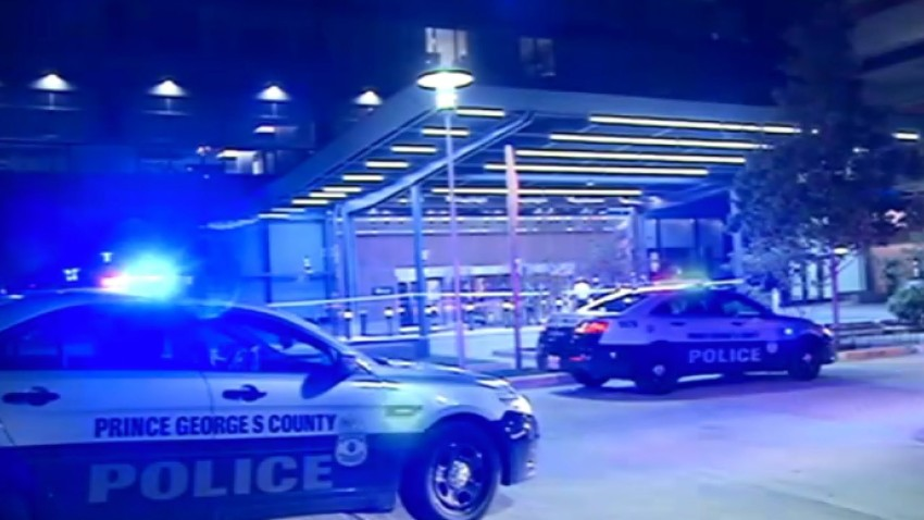 hotel shooting near university of maryland college park