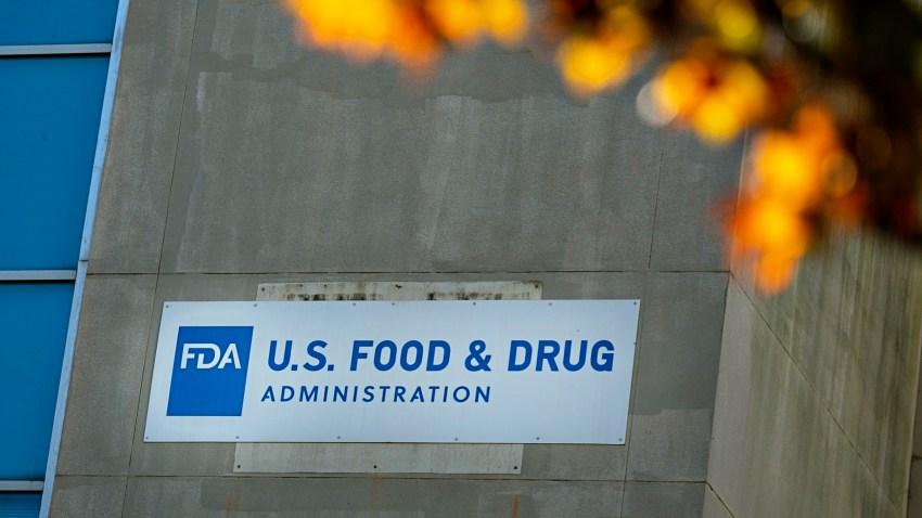 Scene setter images outside the FDA offices in Atlanta