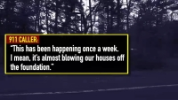 Mysterious Booms Rattle New Jersey Township