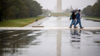 File photo of the National Mall