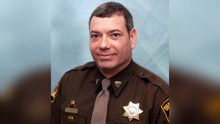 Charles County Sheriff's Master Cpl. Robert Cadrette