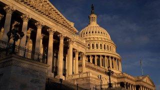 The U.S. Capitol in Washington, D.C., Dec. 3, 2020.