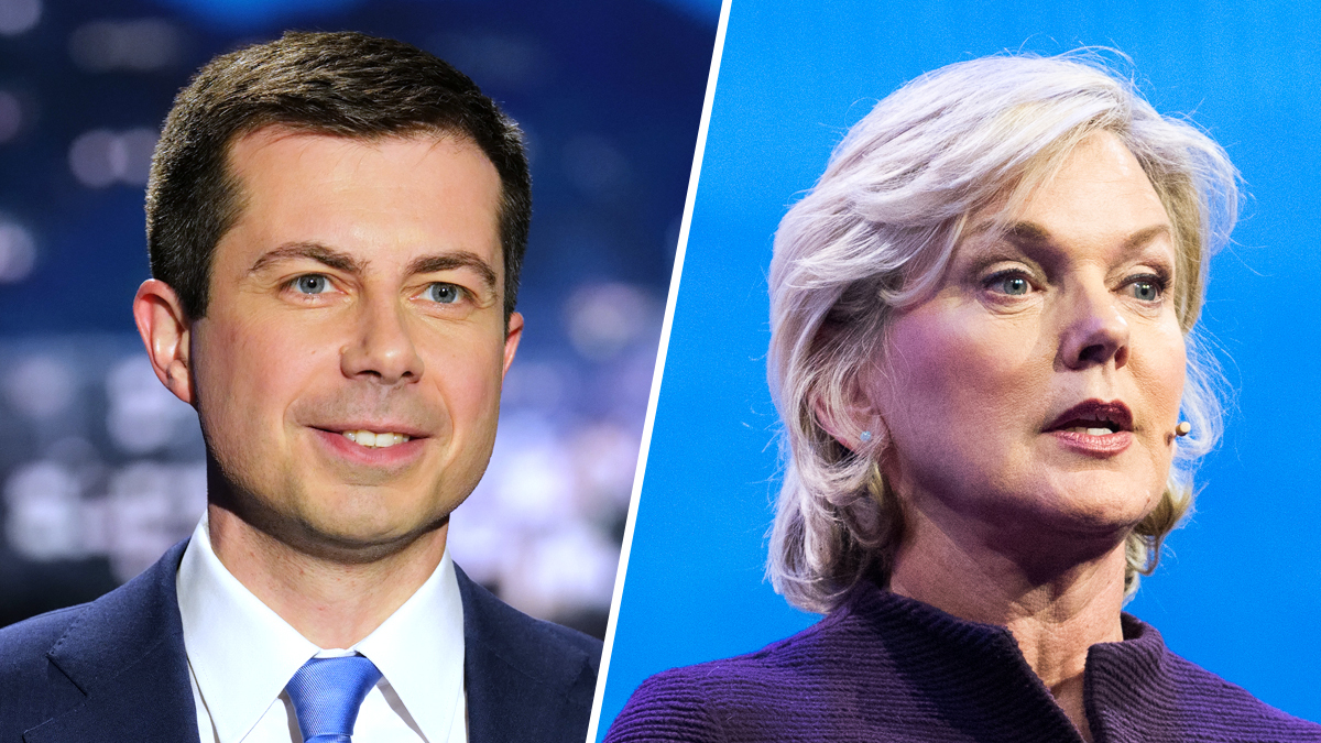 Biden Picks Buttigieg for Transportation; Sources Say Granholm to Lead Energy Dept.