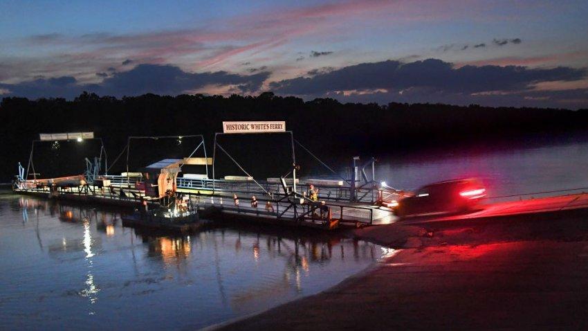 whites ferry maryland virginia