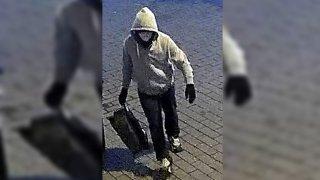DC Pipe Bomb Suspect