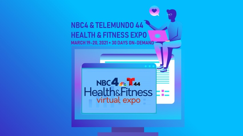 Save the Date March 19-20, 2021 for the Virtual Health & Fitness Expo