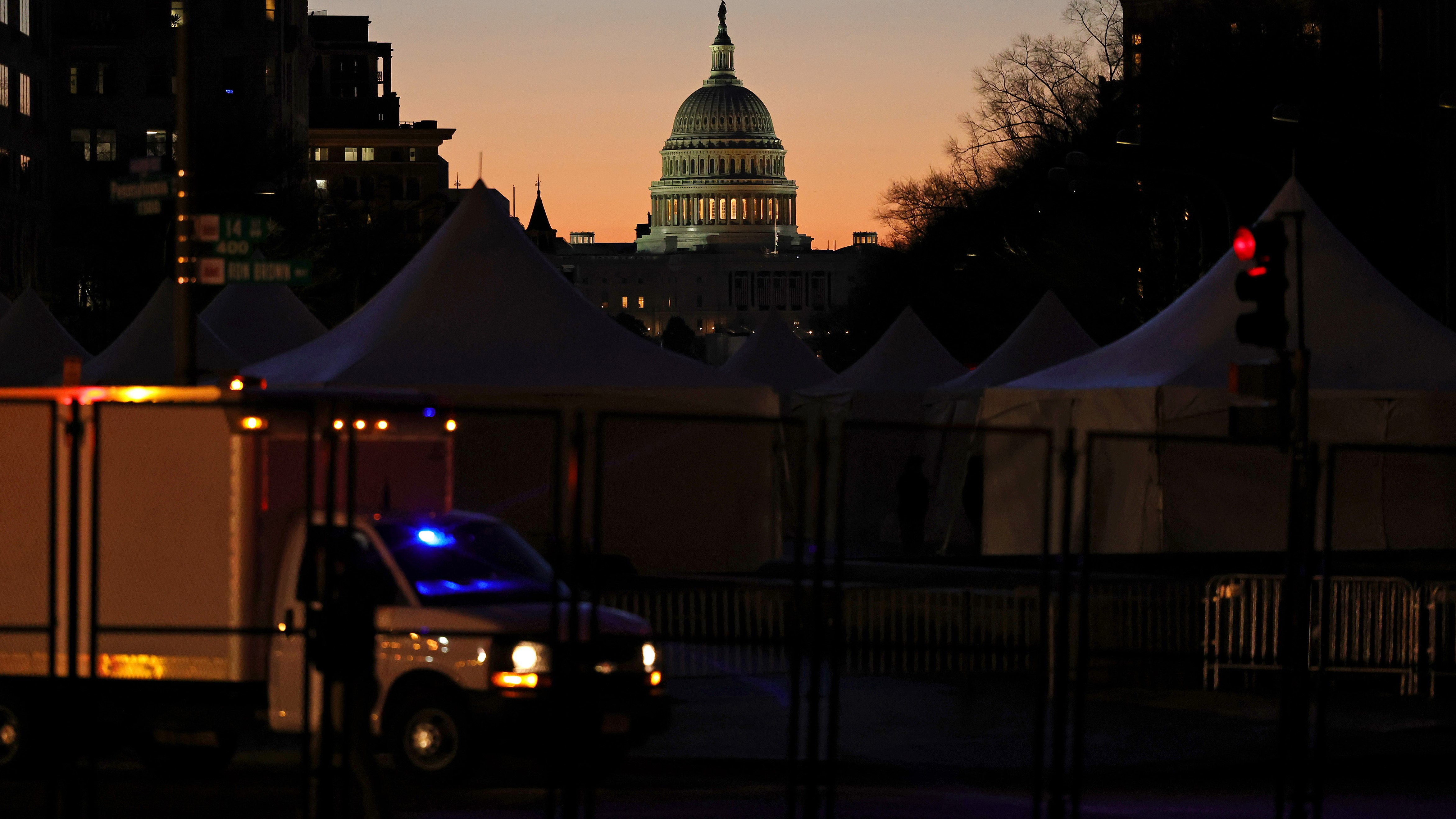 Man Arrested on Gun Charges at Inauguration Checkpoint Says He Made Honest Mistake