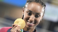 Olympic Gold Medalist Rollins-McNeal Suspended in Doping Case