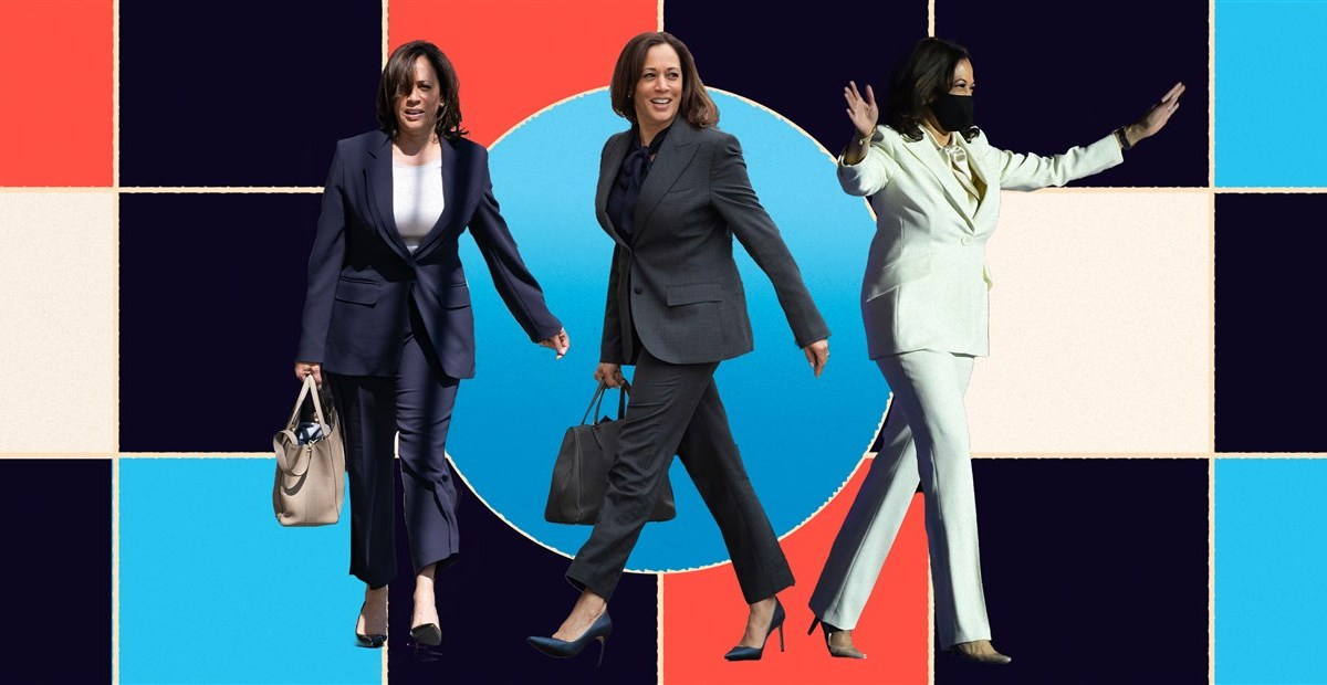 Kamala Harris Is Making History As Vice President. How Will Her Style Reflect That?