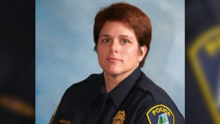 Master Police Officer Christine Peters