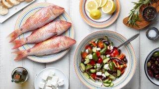 A Mediterranean diet has been ranked the best diet of 2021.