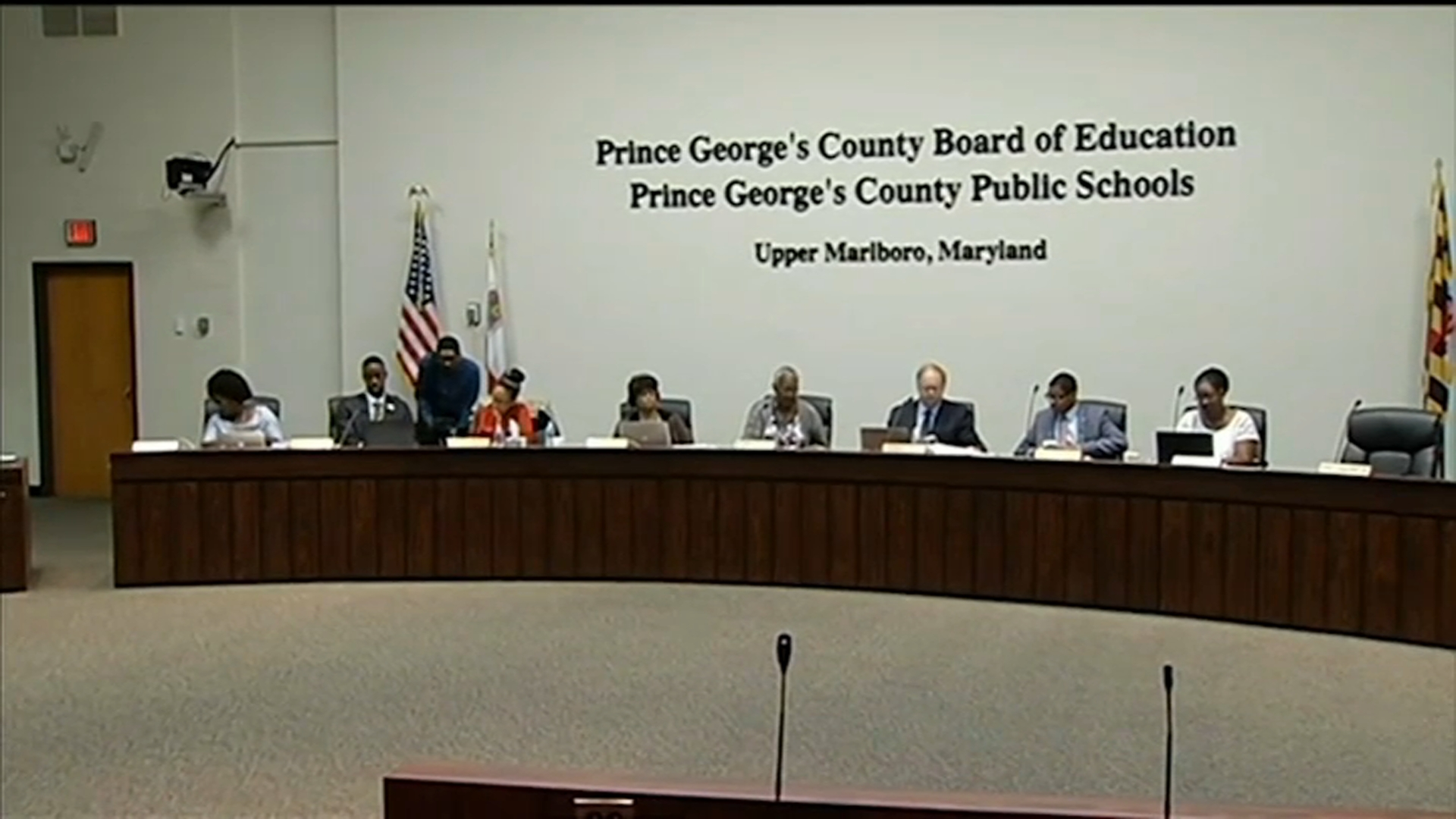 Controversy Surrounds Prince George's County Exec's School Board Appointments
