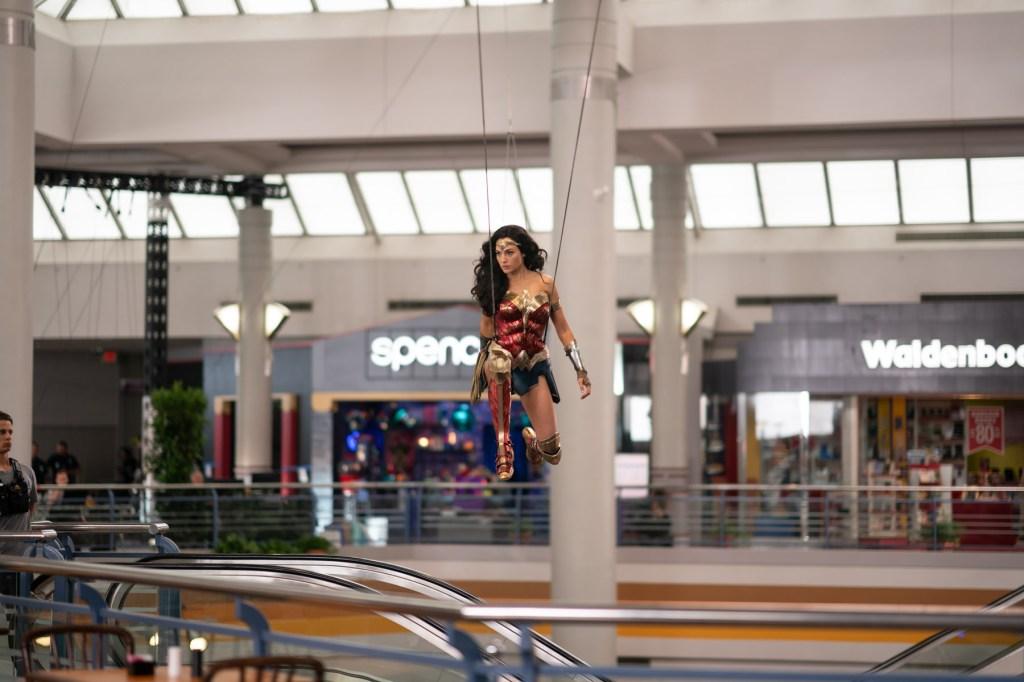 Wonder Woman 1984 Courtesy of Warner Bros./DC Entertainment