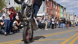 baltimore dirt bike