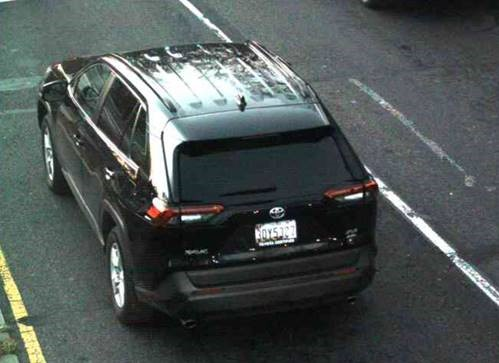 Vehicle Carjacked With Two Children Inside in DC