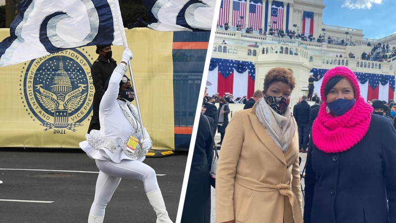 Photos: Inauguration Day Parade and Local Celebrations