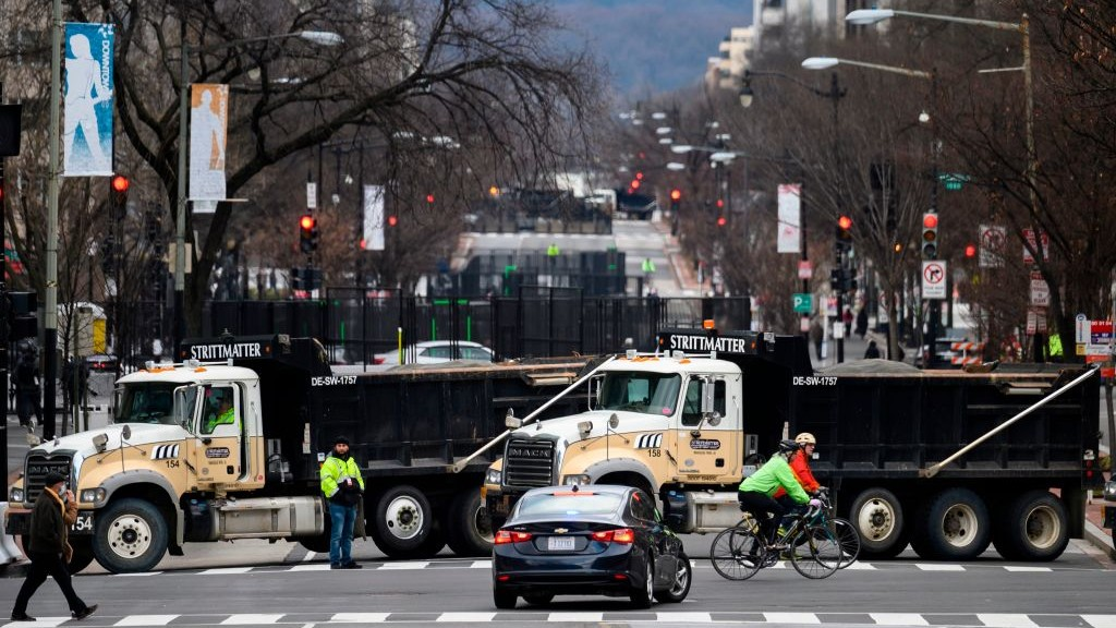 Everything to Know About Security Ahead of Inauguration Day