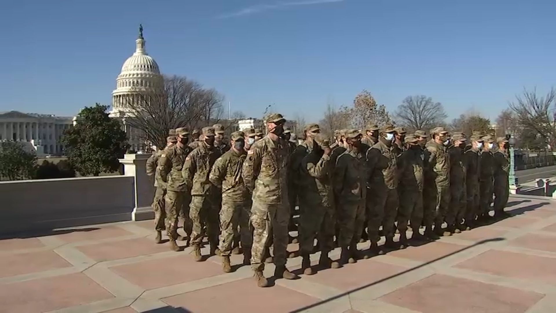 Inauguration Perimeter to Restrict Access to Downtown DC Amid Extended Security Clampdown
