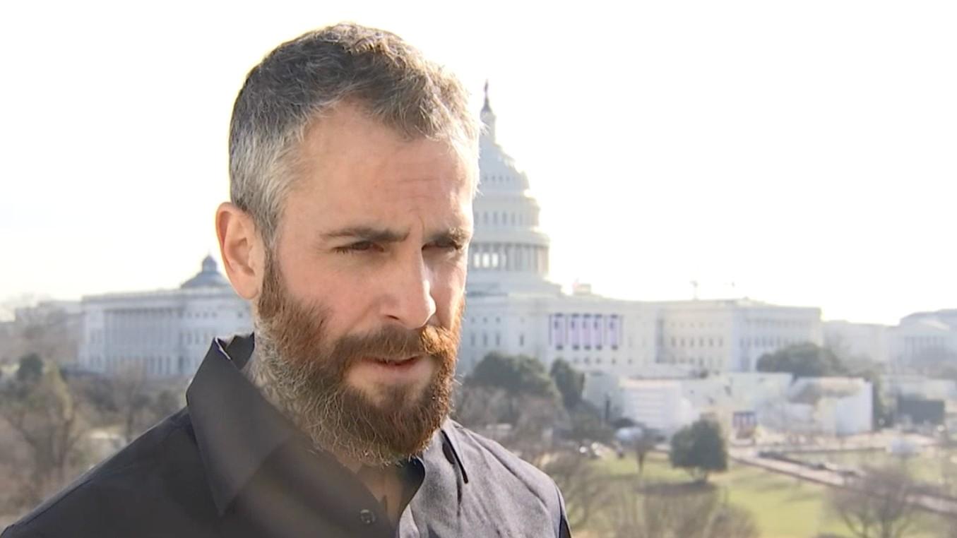 FBI Seeking Men Who Brutally Beat DC Officer at Capitol